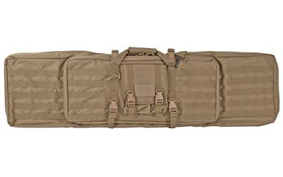 "Sl Dual Rifle Case 46"" Fde Brown-img-0"