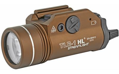 STRMLGHT TLR-1-HL FDE BROWN