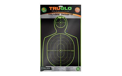 TRUGLO TRU-SEE HNDGN TGT 12X18 6PK