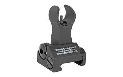 TROY FLDNG HK FRONT BATTLE SIGHT BLK