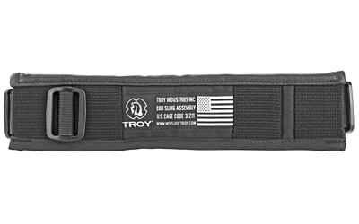 TROY TWO POINT SLING BLK