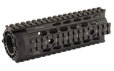 Utg Pro 4/15 Carb Ff Quad Rail Blk-img-0