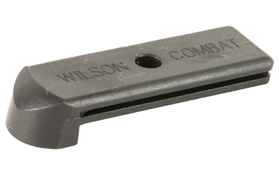 WILSON STEEL BASE PAD LOW PROFILE BK