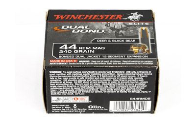 WIN DUAL BOND 44MAG 240GR HP 20/200