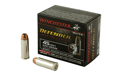 WIN DEFENDER 45LC 225GR JHP 20/200