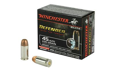 WIN DEFENDER 45ACP 230GR JHP 20/200