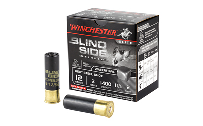 WIN BLIND SIDE 12GA 3 #2 25/250