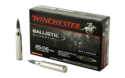WIN BALLISTIC TIP 2506RM 115GR 20/