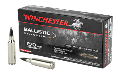 WIN BALLISTIC TIP 270WSM 150GR 20/