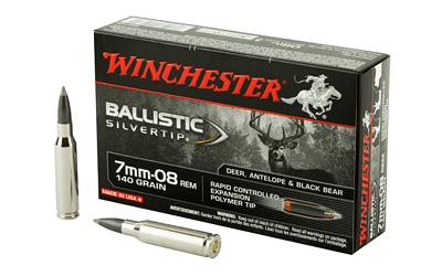 WIN BALLISTIC TIP 7MM-08 140GR 20/