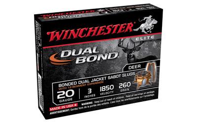 WIN DUAL BOND 20GA 3