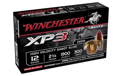 WIN XP3 12GA 2.75