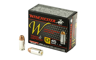 WIN W DEFEND 45ACP 230GR JHP 20/200