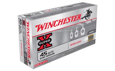 WIN SPRX WINCLEAN 45ACP 230GR 50/500