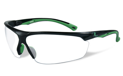 WILEY X REM IND GLASSES CLEAR/ BLK