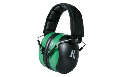 WILEY X REM EARMUFF GRN/BLK NRR 34