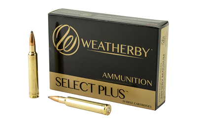 WBY AMMO 300WBY 180GR SPIRE 20/200