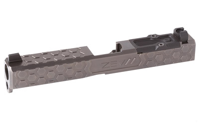 ZEV HEX W/RMR CVR FOR GLK17 G3 GRY