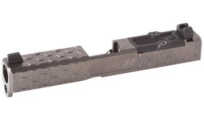 ZEV HEX W/RMR CVR FOR GLK19 G4 GRY
