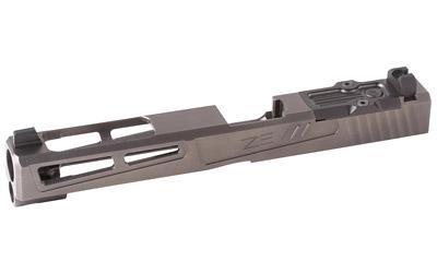 ZEV PRIZE W/RMR CVR FOR GLK34 G4 GRY